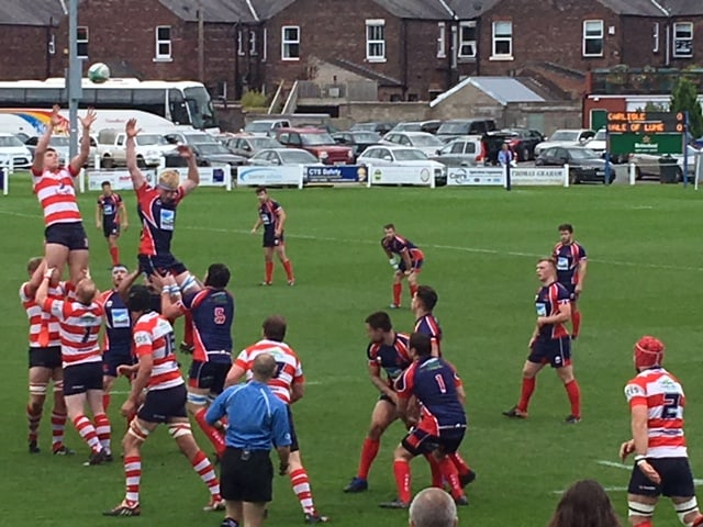 Carlisle Rugby Club sponsorship